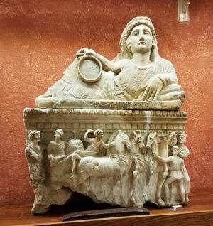 Wm. Sullivan & Son Funeral Directors, cremation, Etruscan